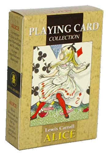 9788883952739: Alice Playing Cards Pc03