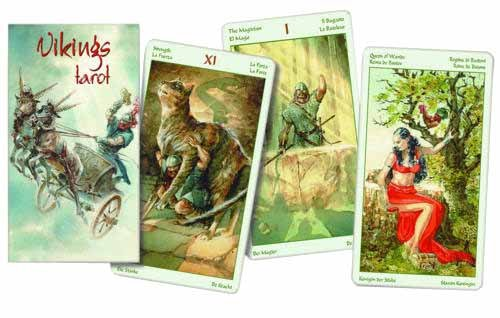 9788883952951: Vikings Tarot: 78 full colour cards and instructions