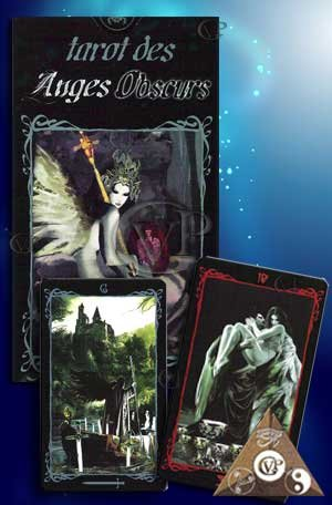 9788883952968: Tarot des anges obscurs (scarabeo)