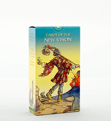 9788883952999: Tarot of the New Vision