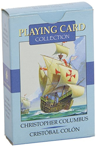 9788883954016: COLUMBUS (Playing Cards)