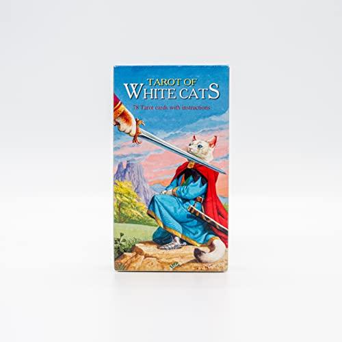 TAROT OF WHITE CATS (cards): Baraldi, S