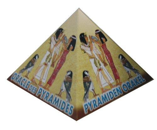 ORACLE DES PYRAMIDES CARTES: DI ROBERTO GINA
