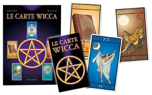 9788883954825: Wicca Divination Kit