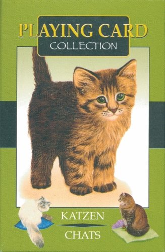 9788883954917: CATS (Playing Cards)