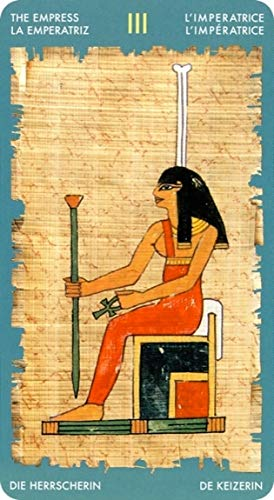 9788883955129: Tarot de Cléopâtre