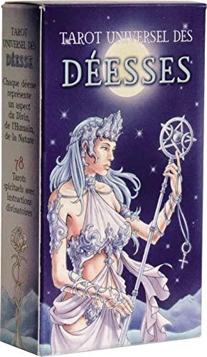 9788883955242: tarot universel des déesses