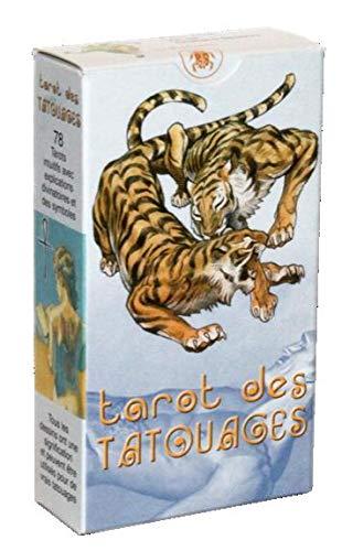 9788883955365: Tarot des Tatouages