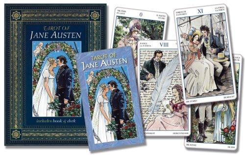 9788883955549: Tarot of Jane Austen