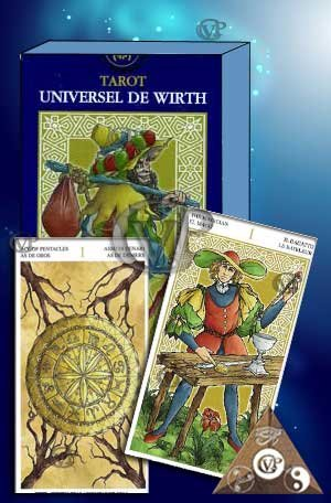 9788883955563: Tarot Universal de wirth (scarabeo)