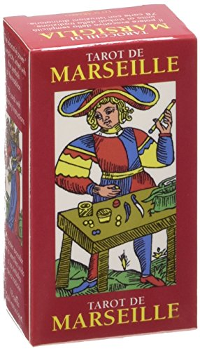 MINI TAROT DE MARSEILLE: BURDEL CLAUDE