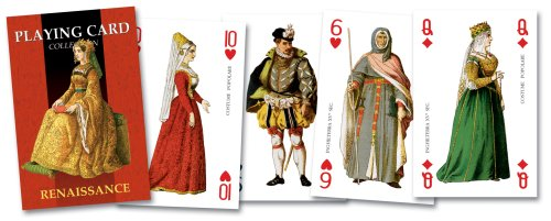 9788883956010: RENAISSANCE (Playing Cards)