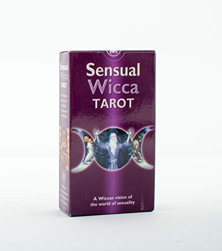 9788883957130: Sensual Wicca Tarot