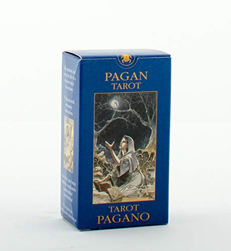 9788883957369: Pagan Tarot (Mini Tarot)