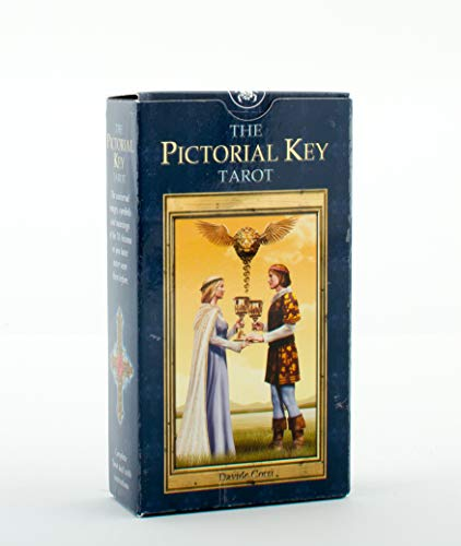 9788883957390: Pictorial Key Tarot: Card Deck and Tarot Bag Set