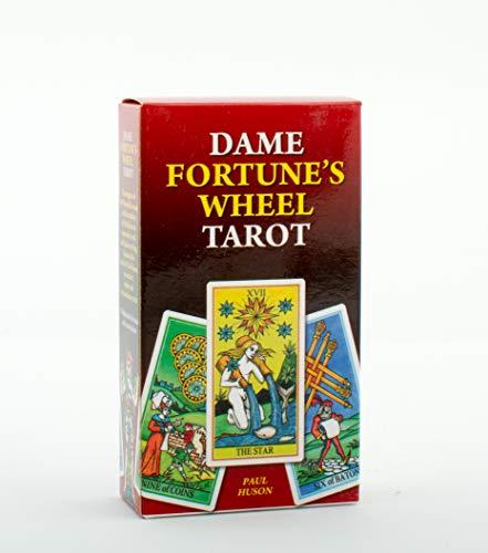 9788883958663: Dame Fortune's Wheel Tarot