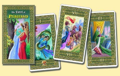 9788883958748: Tarot of the Princesses
