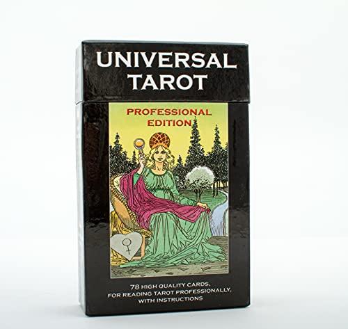 9788883958861: Universal tarot. Con 78 carte. Ediz. multilingue