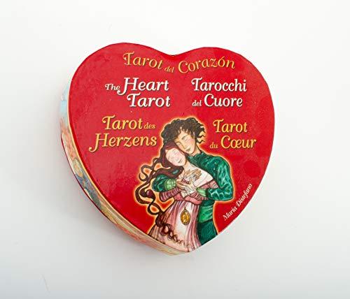 9788883958922: Tarot du Coeur