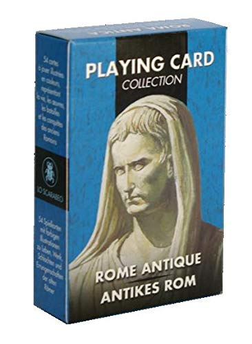 9788883958939: Rome Antique (Playing Cards Deck)
