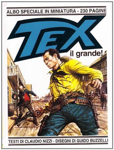 9788883959158: Tex il grande (Fumetti)