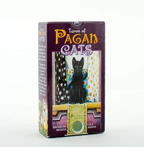 Tarot of the Pagan Cats: Magdelina Messian