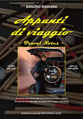 Appunti di viaggio: 65 esercizi a tre: Sandro Ravasini