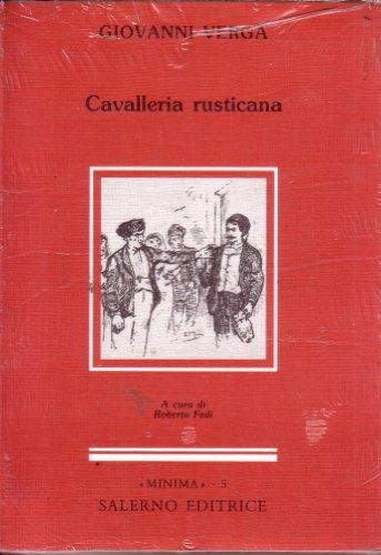 9788884020451: Cavalleria rusticana