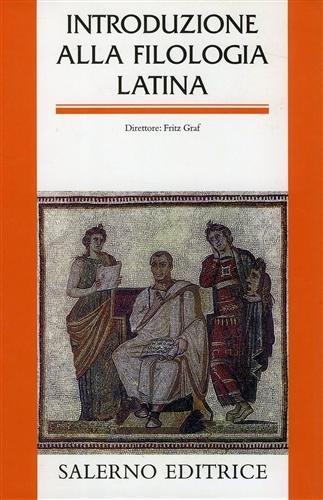 9788884024121: Introduzione alla filologia latina