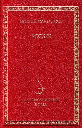 9788884024534: Poesie