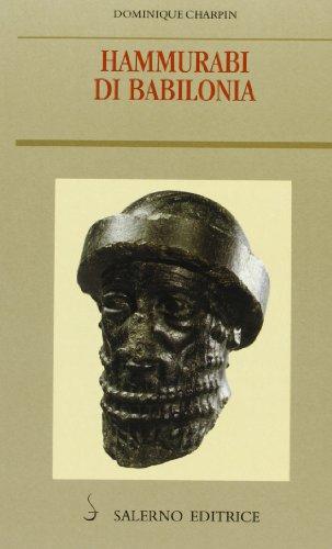 9788884024831: Hammurabi di Babilonia