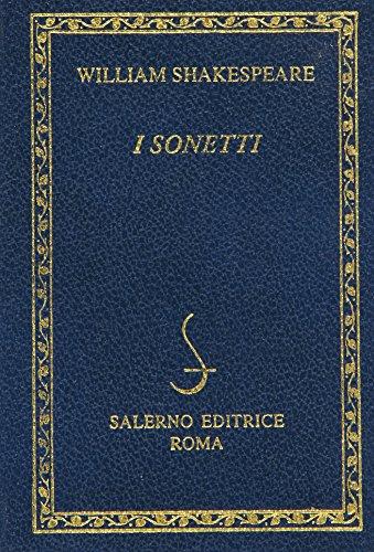 I sonetti.: Shakespeare,William.