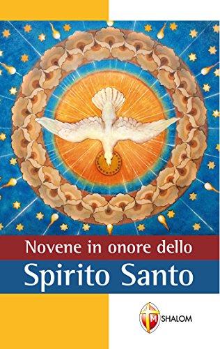9788884040053: Novene in onore dello Spirito Santo