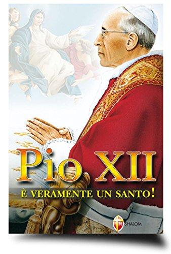 9788884040756: Pio XII è veramente un santo