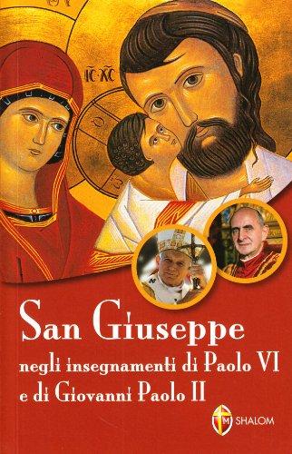 San Giuseppe: Tarcisio Stramare, Gennaro