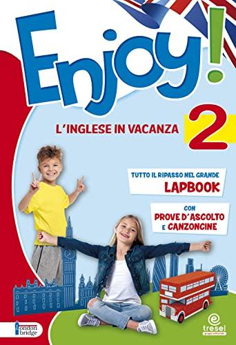 9788884148841: Enjoy! L'inglese va in vacanza. Per la Scuola elementare (Vol. 2)