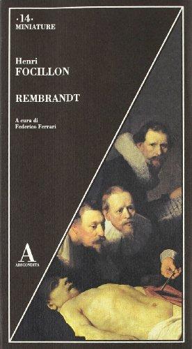Rembrandt (8884160448) by Henri Focillon