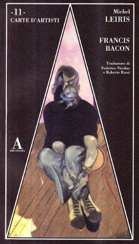 9788884160997: Francis Bacon
