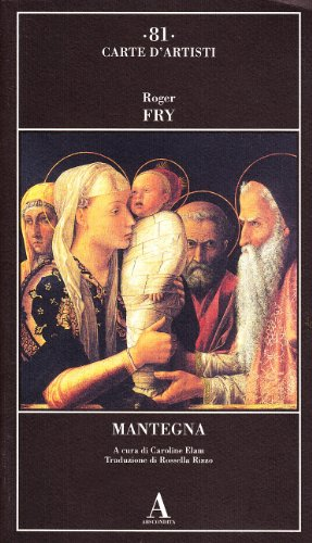 9788884161369: Mantegna (Carte d'artisti)