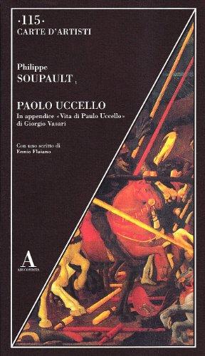 9788884162083: Paolo Uccello (Carte d'artisti)