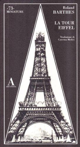 9788884162304: La Tour Eiffel (Miniature)