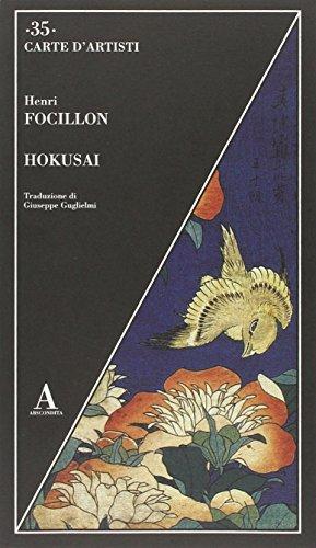 9788884162359: Hokusai. Ediz. illustrata (Carte d'artisti)