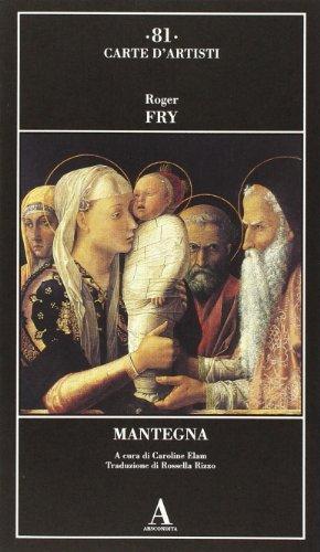 9788884164254: Mantegna (Carte d'artisti)