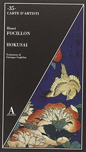 9788884165732: Hokusai. Ediz. illustrata (Carte d'artisti)