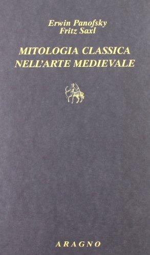9788884194220: Mitologia classica nell'arte medievale