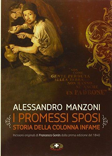 9788884241900: I promessi sposi-Storia della colonna infame