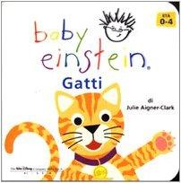 9788884370631: Gatti. Baby einstein