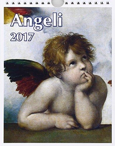9788884382979: Angeli. Calendario medio 16 mesi 2016