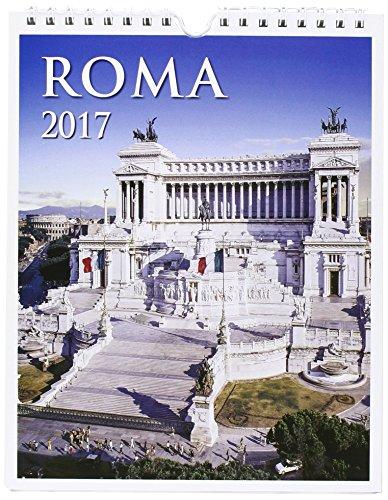 9788884383105: Roma. Calendario 2017