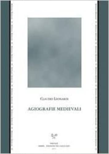 9788884503848: Agiografie medievali